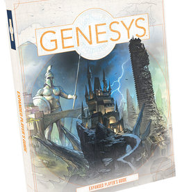Fantasy Flight Games Genesys RPG: Expanded Player's Guide Hardcover