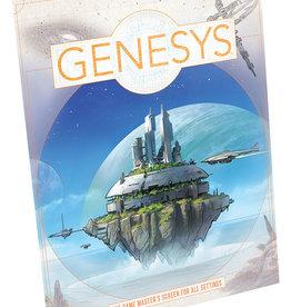 Fantasy Flight Games Genesys RPG: Game Master's Screen