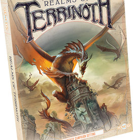 Fantasy Flight Games Genesys RPG: Realms of Terrinoth