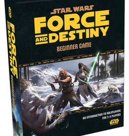 Fantasy Flight Games Star Wars RPG: Force & Destiny  Beginner Game