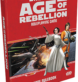 Fantasy Flight Games Star Wars RPG: Age of Rebellion Core Rulebook