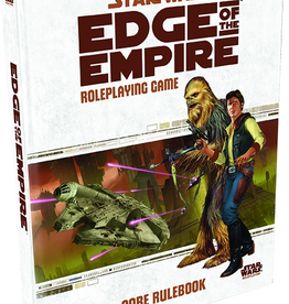 Fantasy Flight Games Star Wars RPG: Edge of the Empire Core Rulebook