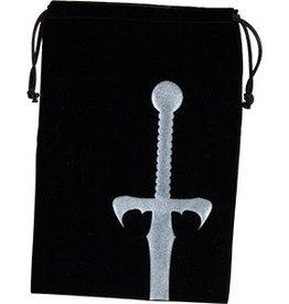 Fantasy Flight Games Sword Dice Bag