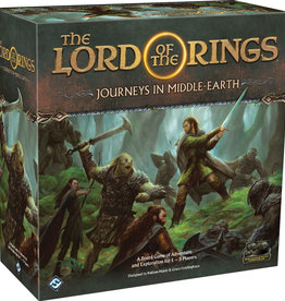 Fantasy Flight Games The Lord of the Rings Journeys in Middle-Earth: Core Set