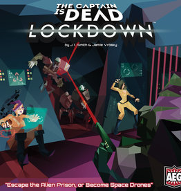 AEG The Captain is Dead Lockdown