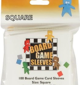 Arcane Tinmen Square Board Game Sleeves 70mm x 70mm (60)