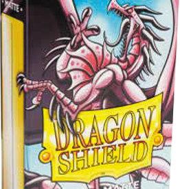 Arcane Tinmen Dragon Shields Japanese: (60) Matte Pink