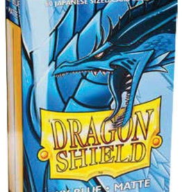 Arcane Tinmen Dragon Shields Japanese: (60) Matte Sky Blue