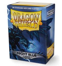 Arcane Tinmen Dragon Shields: (100) Night Blue