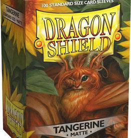 Arcane Tinmen Dragon Shield 100ct Tangerine Matte Sleeve