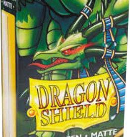 Arcane Tinmen Dragon Shields Japanese: (60) Matte Apple Green