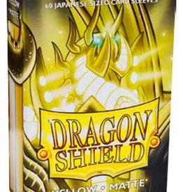 Fantasy Flight Games Dragon Shields Japanese: (60) Matte Yellow