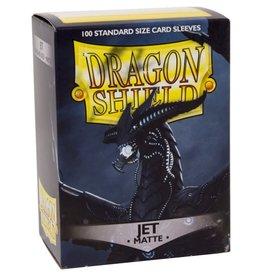 Arcane Tinmen Dragon Shields: (100) Matte Jet