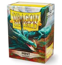 Arcane Tinmen Dragon Shields: (100) Classic Mint