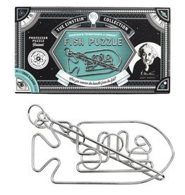 Professor Puzzle Einstein Collection Fish Puzzle