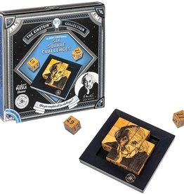 Professor Puzzle Einstein Collectoin Six Square Challenges