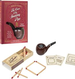 Professor Puzzle Sherlock Holmes: The Case of the Smoking Pipe