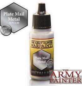 Army Painter Warpaints: Plate Mail Metal