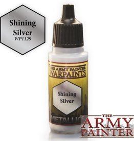 Army Painter Warpaints: Shining Silver