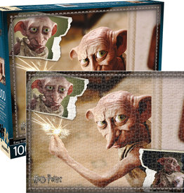 Aquarius Harry Potter Dobby 1000pc Puzzle