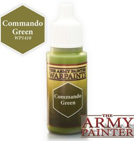 Army Painter Warpaints: Commando Green