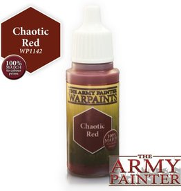 Army Painter Warpaints: Chaotic Red