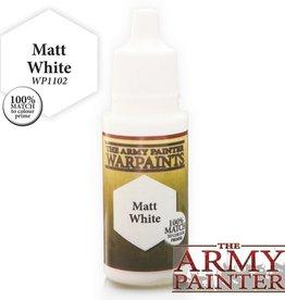 Army Painter Warpaints: Matte White