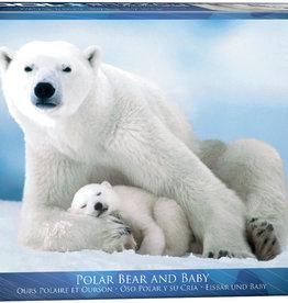 Eurographics Inc Polar Bear & Baby 1000pc Puzzle
