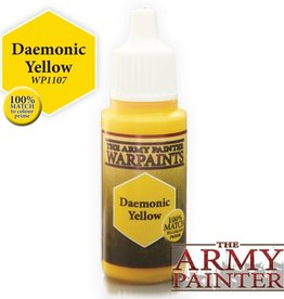 Army Painter Warpaints: Daemonic Yellow