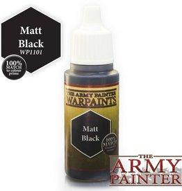 Army Painter Warpaints: Matte Black