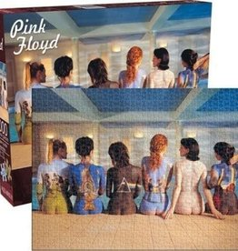 Aquarius Pink Floyd - Back Art 1000pc Puzzle