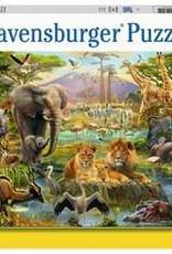 Ravensburger Animals of the Savannah 200xxl puzzle