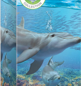 Eurographics Inc Dolphins 250pc puzzles