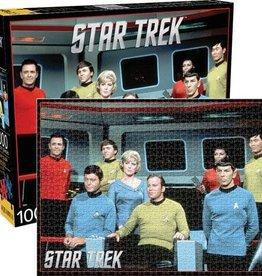 Aquarius Star Trek Original Cast 1000pc Puzzle