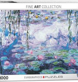 Eurographics Inc Waterlilies by Claude Monet  1000pc.