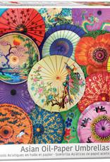Eurographics Inc Asian Oil-Paper Umbrellas 1000pc Puzzle
