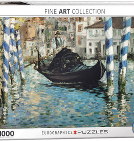 Eurographics Inc Venice - The Grand Canal 1000pc Puzzle