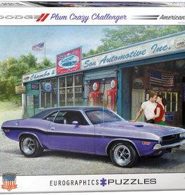 Eurographics Inc Plum Crazy Challenger 1000pc Puzzle