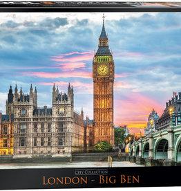 Eurographics Inc London - Big Ben 1000pc Puzzle