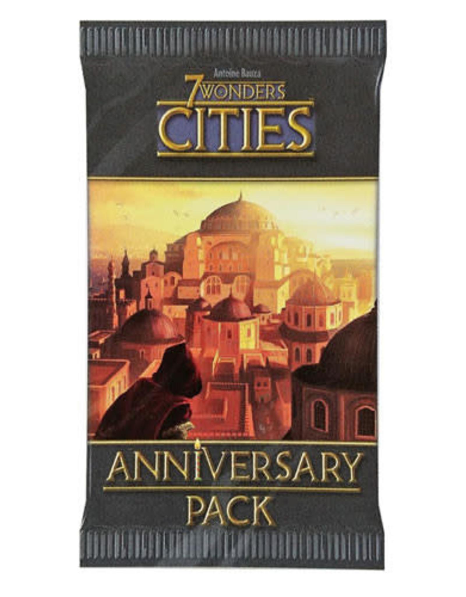 Asmodee 7 Wonders: Cities Anniversary Pack