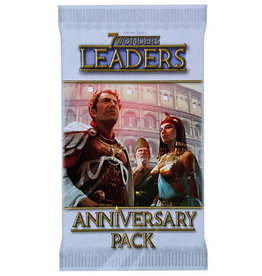 Asmodee 7 Wonders: Leaders Anniversary Pack