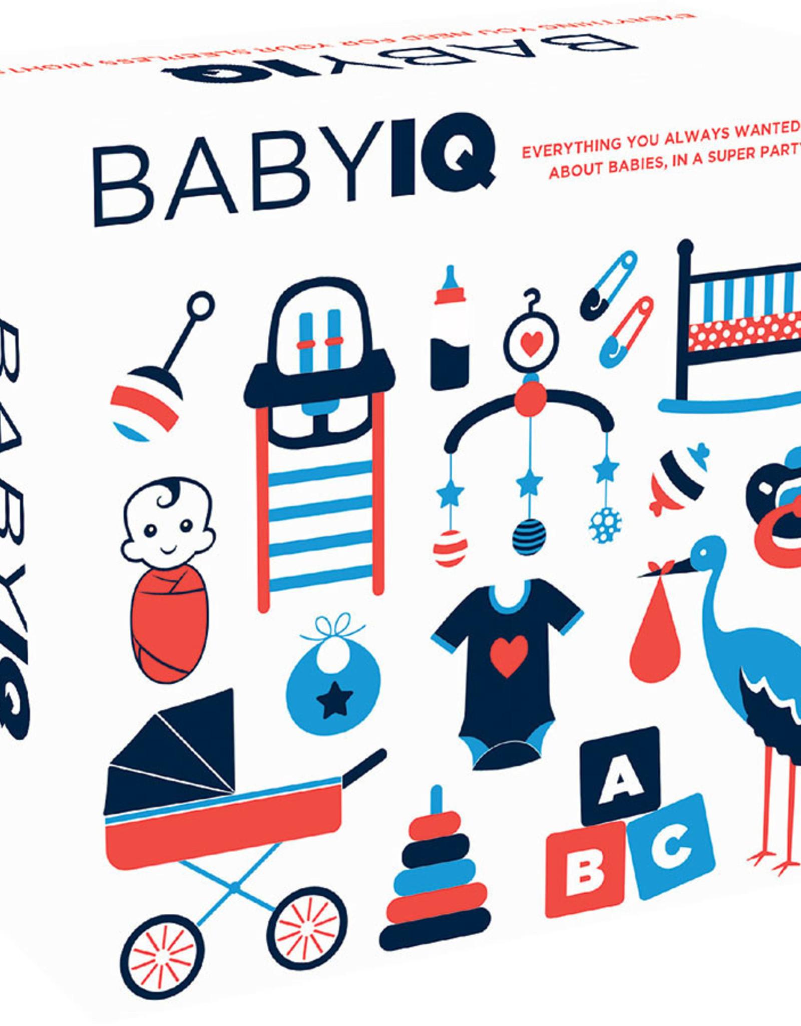 Asmodee Baby IQ