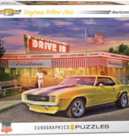Eurographics Inc Daytona Yellow Zeta 1000pc Puzzle