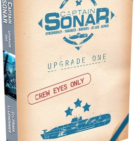 Asmodee Captain Sonar: Upgrade One