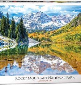 Eurographics Inc Rocky Mountain National Park 1000pc Puzzle