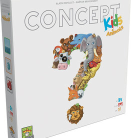 Asmodee Concept Kids: Animals