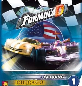 Asmodee Formula D: 1 Sebring/Chicago