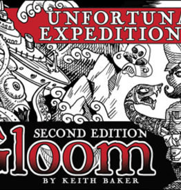 Atlas Games Gloom: Unfortunate Expeditions 2e