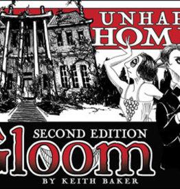 Atlas Games Gloom: Unhappy Homes 2e