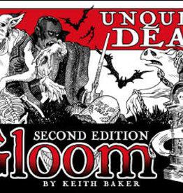 Atlas Games Gloom: Unquiet Dead 2e